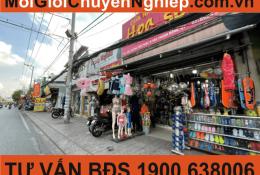 Nhà bán 2 căn nối tiếp ngay Cư Xá Phú Lâm D, P. 10, Q. 6