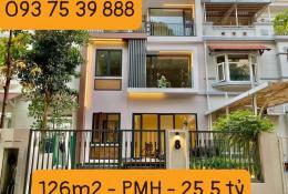 Biệt Thự Nam Thông, Phú Mỹ Hưng Q.7 - 126M2